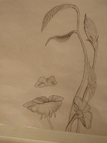 first drawing photo thumb up if u like. .. nice he traced first drawing photo thumb up if u like nice he traced