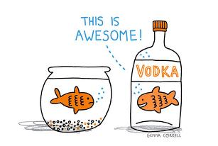 fish is kill.... . fish is kill