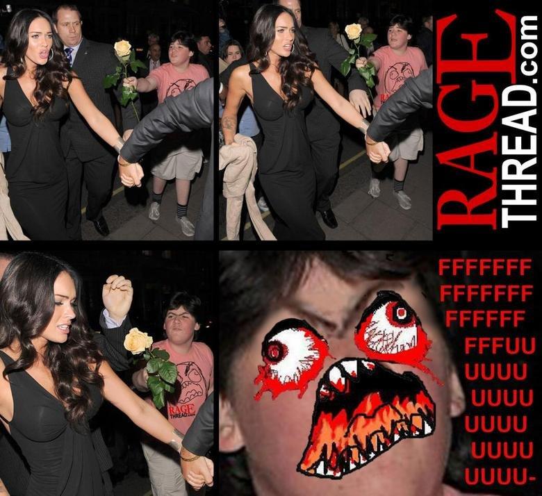 Flower Rage. He rage quit... lol roll 9 megan fox hates Yellow roses rages Kid rage Vihtic