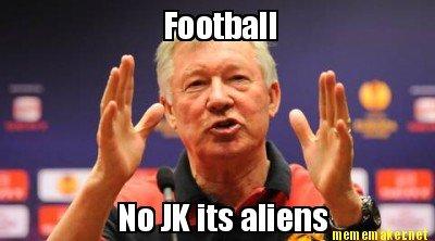 football. herp. of K Its aliens' BEE Irlegit El football herp of K Its aliens' BEE Irlegit El
