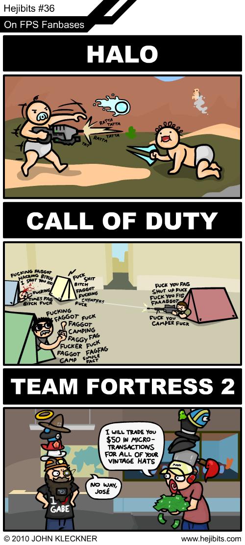 FPS Games. . Hejibits #35 utr, On FPS Fanbases lif, 2010 JOHN KLECKNER. yeah hat fortress. FPS Games Hejibits #35 utr On Fanbases lif 2010 JOHN KLECKNER yeah hat fortress