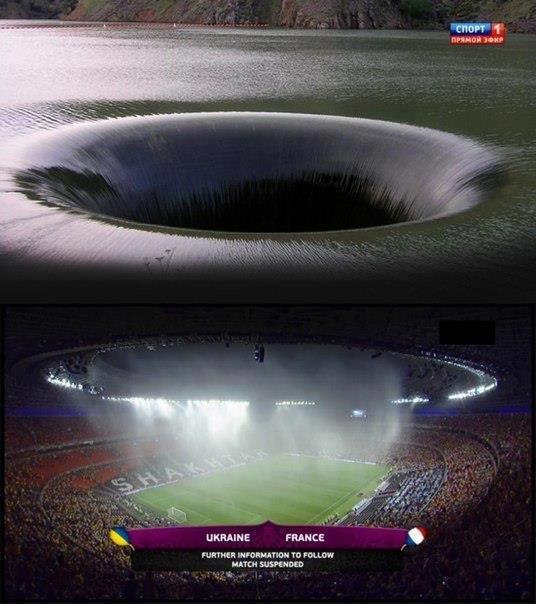 France-Ukraine Cancelled. Final score: Ukraine 0-2 France. UKRAINE FRANCE . an-. mama. Aperture Science has gone to far this time Rain hole Boobs dickbutt euro Soccer