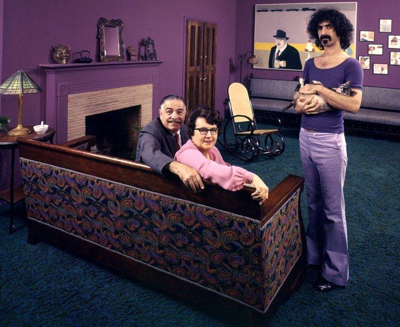 Frank Zappa and Parents. . Frank Zappa and Parents