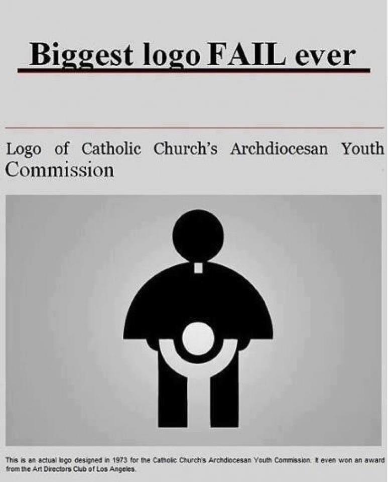 Freudian slip?. . Biggest logo Tila/ LII.., ever Logo of Catholic Church' s Archdiocesan Youth Commission H'. an actual up tit! -qua: II 19?} fur the . ' a Tum  Freudian slip? Biggest logo Tila/ LII ever Logo of Catholic Church' s Archdiocesan Youth Commission H' an actual up tit! -qua: II 19?} fur the ' a Tum