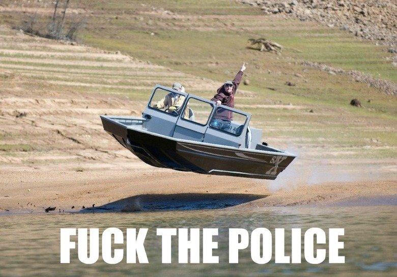 Fuck the Police. . an THE Fritt' Fuck the Police an THE Fritt'