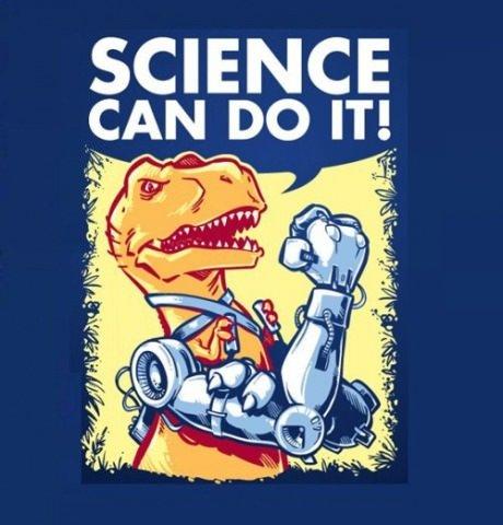yeah science!. . yeah science!