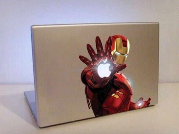Fuck your PC. I am IRON MAN. .. I am Iron Mac! Mac ftw iron man