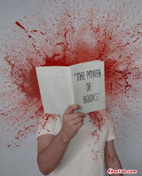 fuck books. . fuck books