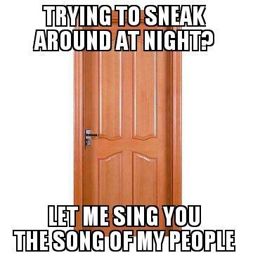 Fucking Doors. . Fucking Doors