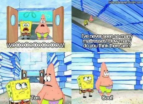 Fucking Patrick. And Spongebob.. Damn you, misleading title.... Fucking Patrick And Spongebob Damn you misleading title