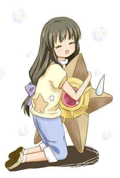 Fuko's favourite Pokémon. d'awwe :3.. Staryu I choose you! Fuko's favourite Pokémon d'awwe :3 Staryu I choose you!
