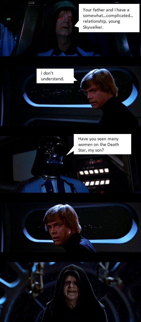"""Fun on the Death Star. I got nothing. cnut father and I have an I dcdn"""" t Have mun aae' : yr an the Death Star, nay stun? Fun on the Death Star I got nothing cnut father and have an dcdn"""" t Have mun aae' : yr nay stun?"""