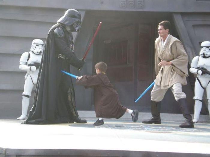Jedi Training. . Darth Vader star wars funny jedi FUNNYJUNK