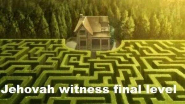 jehovah witness come. . jehovah witness come