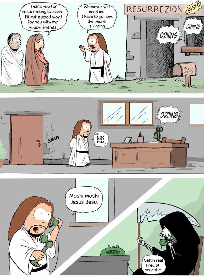 """Jesus Resurrections.. source www.jenusdinazareth.com/ the original is in italian tho.. lilli. fti' i I' ll put a Quad ward I have tn an rean """" - Jesus dean. This shall be my finest moment. jenus"""