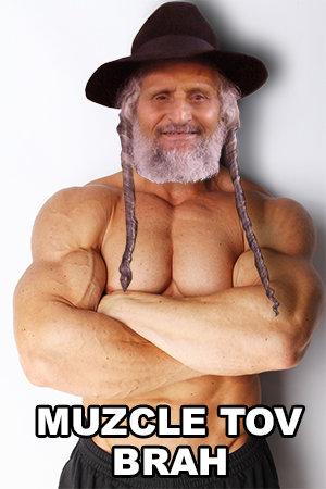 Jewish Aesthetics. OC by me :3. IE prov mazel tov muscle jews