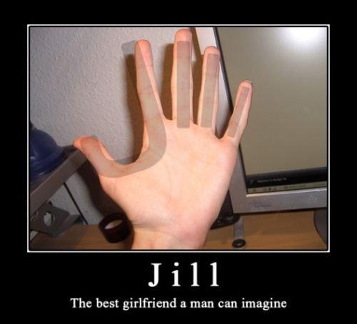Jill. . Jill The best girlfriend man can imagine. Jill Palmer? jill