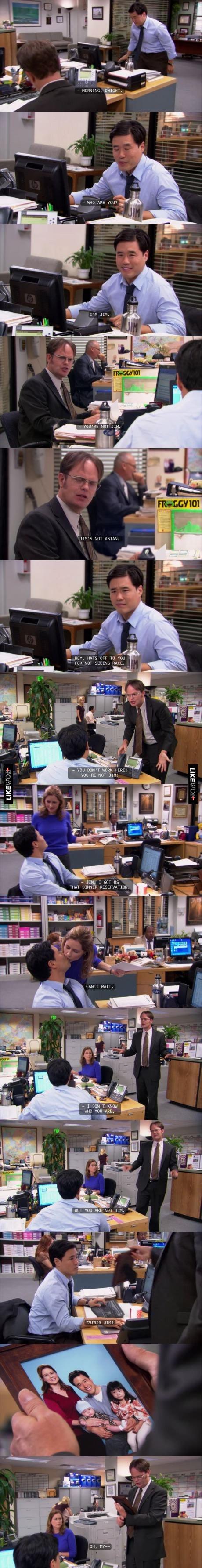 Jim. source: The Office. ree. tiill' q HEY, rais -EFF ili FOR NOT SCEEN I ilgili' it If TOO tatl' T Hanna Hm? , 5 Jim source: The Office ree tiill' q HEY rais -EFF ili FOR NOT SCEEN I ilgili' it If TOO tatl' T Hanna Hm? 5