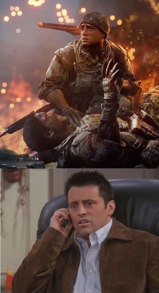 Joey!!!!!. .. I wonder who's side he's on asdasdasdasd