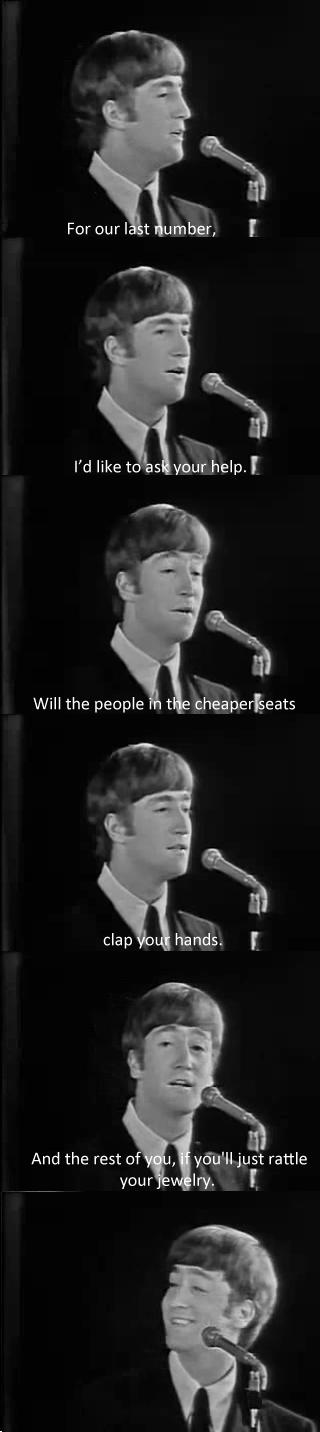 John Lennon. . rd met 5 , help] Will the people ' John Lennon rd met 5 help] Will the people '