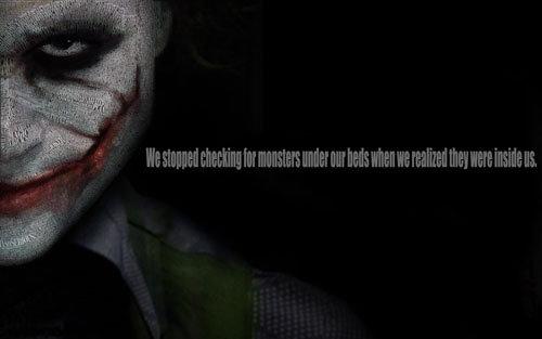 joker feel. found this today. tlt SAIJIN Ilt,. This one is better in my opinion joker feel
