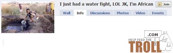 Just had a water fight. . Just had a water fight