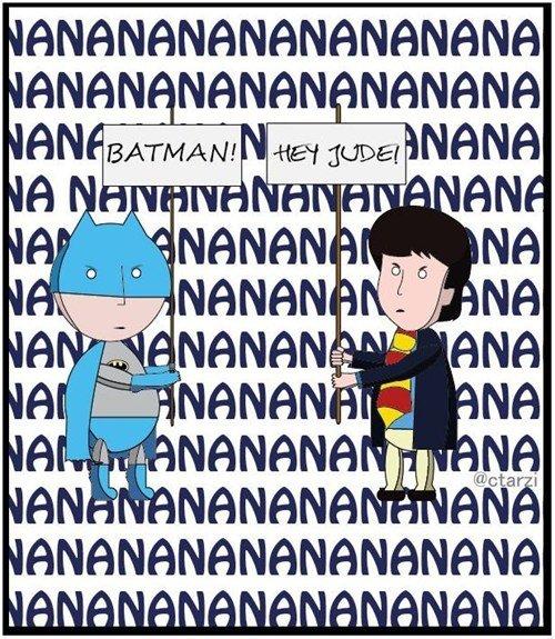 Na na na na na na na na. Not OC. ANA NANANANANANANA ANAN U, NANAN u, A ll I - NANANA till! {alga ANA NANANANANANANA. and now i'll have Hey Jude stuck in my brain for the rest of the day. Na na Not OC ANA NANANANANANANA ANAN U NANAN u A ll I - NANANA till! {alga and now i'll have Hey Jude stuck in my brain for the rest of day