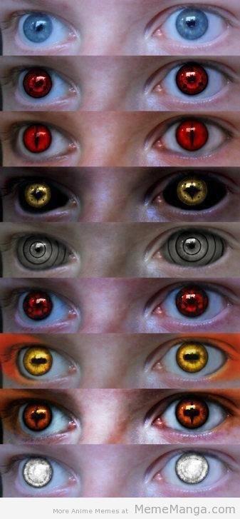 Naruto Real Life Eyes. Got it from mememanga.com/.. I just want the blue eyes Naruto Real Life Eyes Got it from mememanga com/ I just want the blue eyes