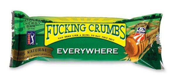 Nature Valley. so damn true!. crumbs everywhere