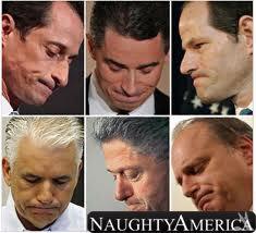 Naughty America_All-Stars. . naughty america politicians Bill Clinton anthony weiner elliot spitzer