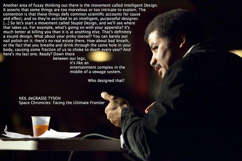 Neil deGrasse Tyson. Not OC.. brilliant!!!!!!! it´s like we have fun in the sewer Neil deGrasse Tyson Not OC brilliant!!!!!!! it´s like we have fun in the sewer