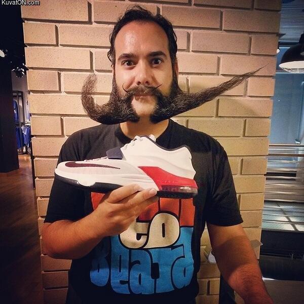 Nice beard. . Nice beard