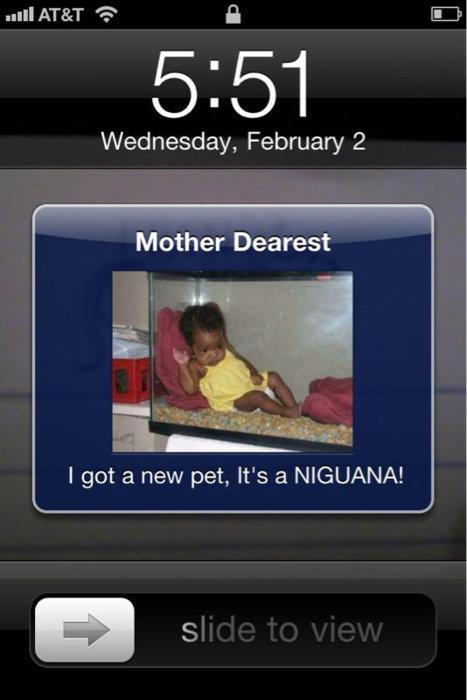 Nigauna. tt. sis/ sis: Wednesday, February 2 Mother Dearest Nigauna tt sis/ sis: Wednesday February 2 Mother Dearest