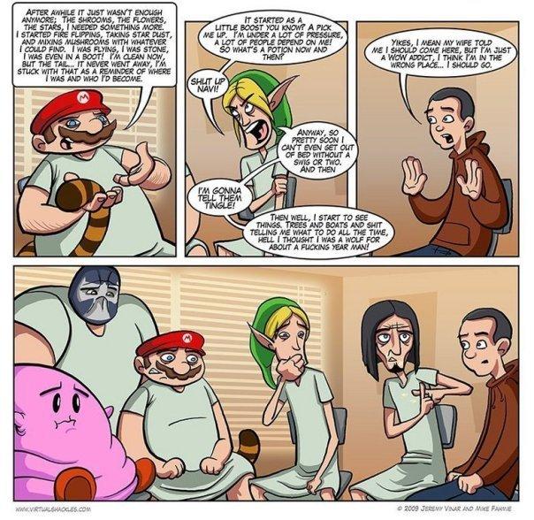 nintendo reality. .. hahaha kirby..you fat .. nintendo reality hahaha kirby you fat
