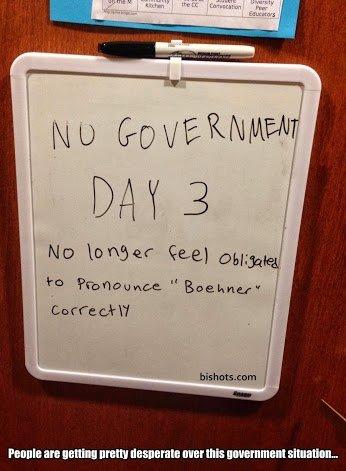No Government. . Fannie an until lira!!! : ' simian- No Government Fannie an until lira!!! : ' simian-