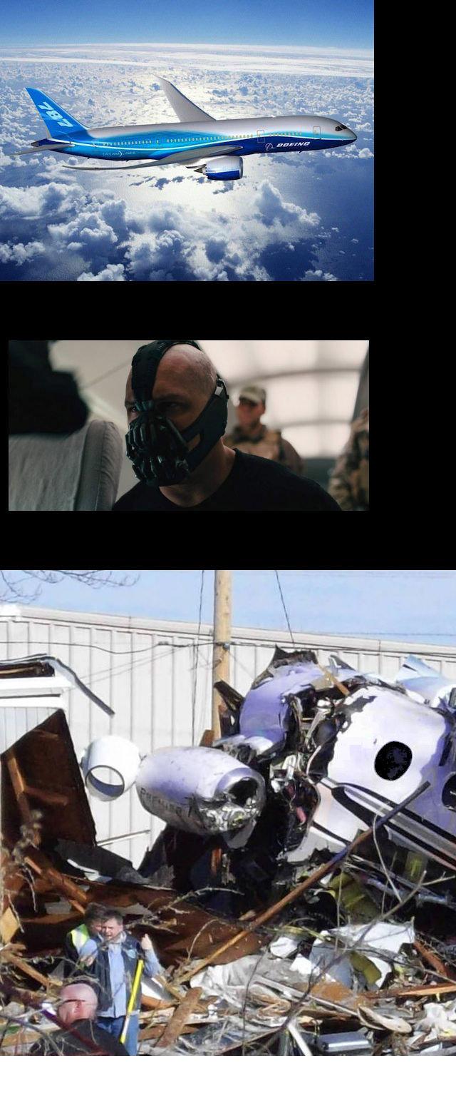 No Survivors. He'll crash your plane.. Crash your plane No Survivors bane