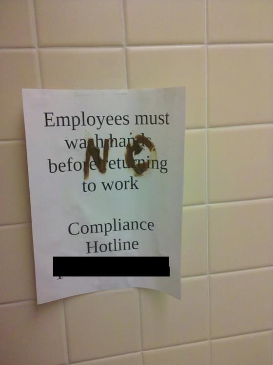 NO. . Employees must on work NO Employees must on work