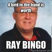 Nothing involving ray bingo.. . nu imm Nothing involving ray bingo nu imm