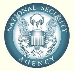 NSA. Keep me real safe n' stuff. NSA