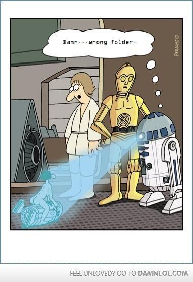 R2-D2. . FEEL ' so TU DAMN. I guess R2's atmospheric probe has several uses R2-D2 FEEL ' so TU DAMN I guess R2's atmospheric probe has several uses