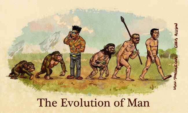 Racist? a little, Funny? yeah. . AMI iqzt - The Evolutio. not racist, douchebag isn't a race lol Racist? a little Funny? yeah AMI iqzt - The Evolutio not racist douchebag isn't race lol