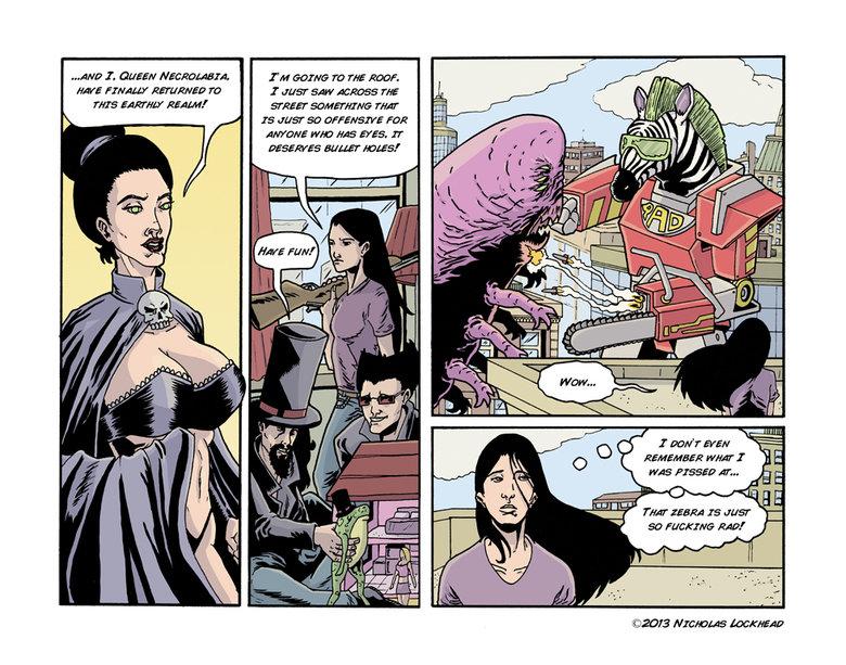 Rad Zebra. Go visit the author's page. He's awesome. www.facebook.com/Ebmacomics www.everythingbutmyass.com/. Rad Zebra Go visit the author's page He's awesome www facebook com/Ebmacomics everythingbutmyass com/