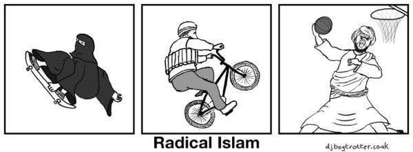 Radical Islam. Source: Imgur. Radical Islam Radical Islam Source: Imgur