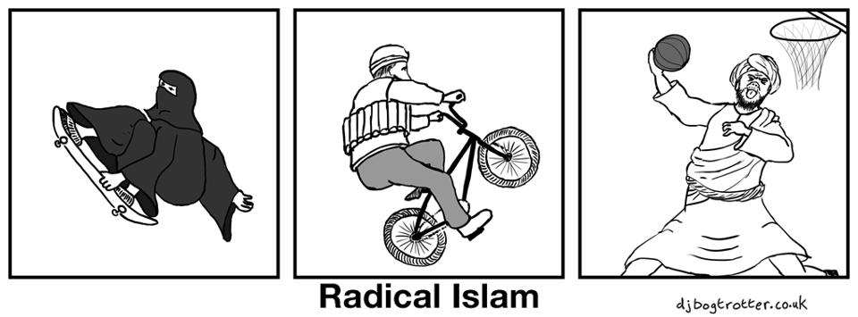 Radical islam. . 13, bee moth? in cod; Radical Islam Radical islam 13 bee moth? in cod; Islam