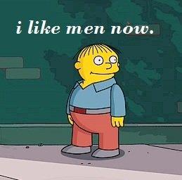 ralph. he likes men. i like men now.. FAP ralph Gay Movie the simpsons