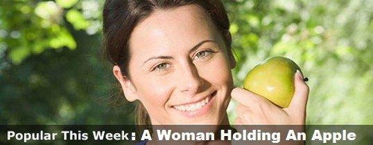 Random. . Popular This week: A Woman Holding An Apple random poop