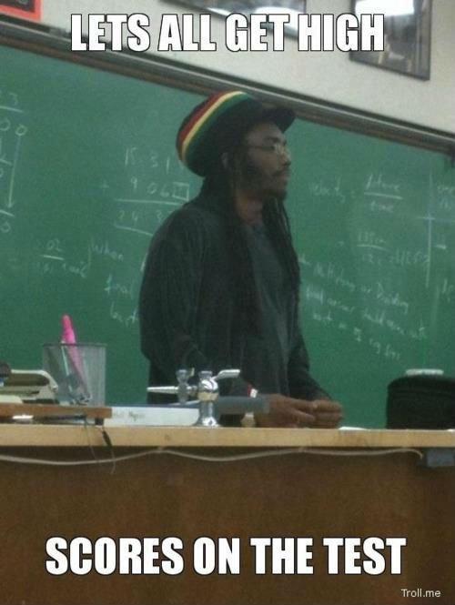 Rasta Teacher. . Rasta Teacher
