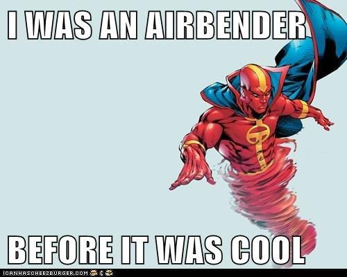 Red Tornado. bending air since 1968... 5th word !. red tornado