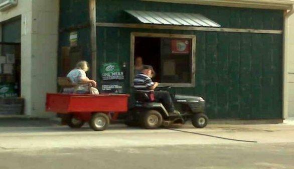 Redneck Drive Thru. .. PURE AWESOMENESS! Redneck Drive Thru PURE AWESOMENESS!