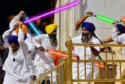 Revenge of the Sikh. .. I would watch it Revenge of the Sikh I would watch it